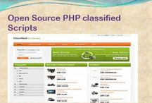 php classified script