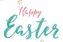 FROHE OSTERN / Happy Easter / Hier gibt es alles rund um das Thema Ostern. Ob DIY Ideen oder Artikel die man unbedingt braucht, so kurz vor Ostern. Everything about Easter.