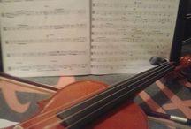 Quero aprender / Viola de Arco