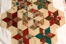English Paper Piecing / by Elaine Sinclair
