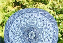 Zentangle and Mandalas / Here you will find zentangles and mandalas which i make and sell on etsy!
