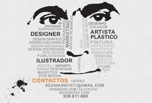 Graphic Design - silvanuno.com / My work Graphic Design - by silvanuno.com