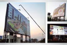 Outdoor Branding & Advertisement