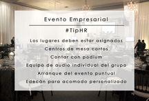 #Evento #Empresarial #Tips #HR / Mencionamos algunos tips en general que pueden ser útiles durante la planificación o ejecución de cualquier evento empresarial, aplicable para desayunos, comidas y cenas. Te esperamos! www.salonhaciendadelrefugio.com