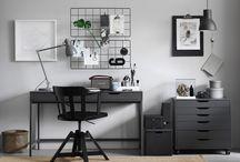 Work Hard - Design your Desk / Arbeitsplätze, Büros, Schreibtische, work Space, Desk Design
