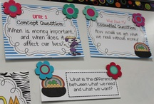 Questioning. / Questioning activities and ideas. / by First Grade Schoolhouse