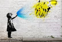 Bansky art