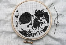Cross stitch/embroidery