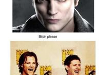 jared and jensen  funny / kiss