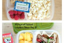 food ideas for school