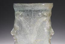 glass antique