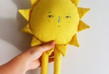 SUN / Shiny sun things.