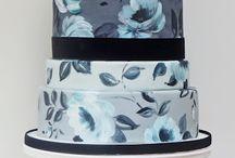 handpainted cakes
