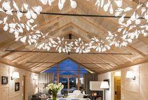 Interiér drevo - wooden interior
