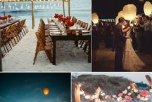 wedding decoration beach