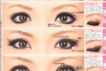 Make Up ^_^ / hair_beauty