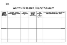 teaching - research projects