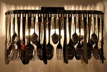 Craft - Cutlery Creations / cutlery and key craftiness / by Lia .....