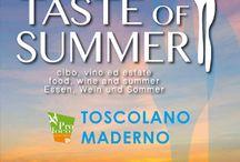 Taste of Summer, passeggiata e degustazione enogastronomica 21 giugno Toscolano Maderno (BS)