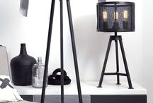 Modern Lamps / In many shapes, colours, and designs our modern lamps will bring any room to life.