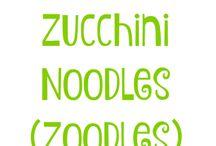 Food Spiralizer Recipes