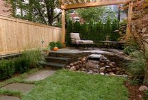 Home-Backyard Haven / by Carolyn