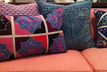Cushions and decreative stuff