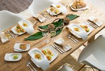 JADALNIA | dining room / Piękna jadalnia. Meble do jadalni . Modne dodatki na stół.