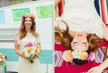 Day of the dead/ Christmas-y wedding ideas / by Ilse Appel