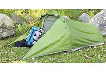 Bivy Tent / Best bivy tents for backpacking, bicycle touring or camping.