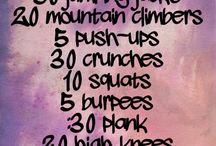 Motivation  / Motivatuon for workout