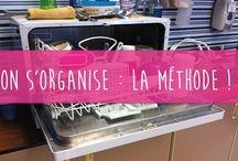Ménage organisation