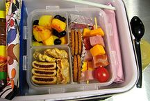 Kid lunch and snack Ideas