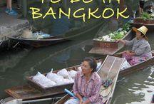 Vietnam, cambodja en thailand