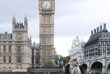London landmark shoot