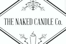 We are a stockist for The Naked Candle Co / In early 2015 The Naked Candle Co was born. Built on a passion for quality candles and a drive to bring something different to the market place at a reasonable price. Simone heads up new product development, event presence and organisation and customer liaison while Jake pours all of the candles and is in charge of manufacture.   All of their candles are hand poured with soy wax, cotton and linen wicks and carefully selected fragrances