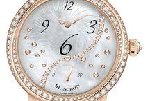 GPHG - Categoría Mujer / El Grand Prix d'Horlogerie de Genève es el más importante de los concedidos en el mundo de la relojería. Aquí están los candidatos en la categoría de mujer