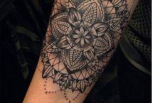 Mandalas tattoos