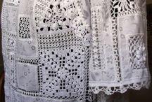 ткань и обвязка