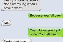 Funny Dog Texts. / by Alyssa Caldwell
