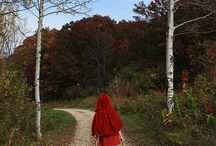 Red Riding Hood / by Kristina Krickbaum