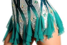 Inspiration - Rhythmic Gymnastics Leotards / You own one of our rhythmic gymnastics leotard pattern and are looking for inspiration? Take a look at these wonderful leotards to see how you could take our designs to the next level!