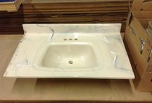 Bathroom Sink / HOOD'S West Alton is offering a bathroom sink.  There is no faucet with this sink.  Finish off your bathroom with supplies from HOOD'S West Alton.