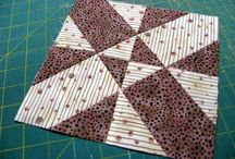 Quilting - 4 patch