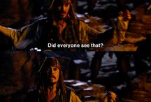 Pirates of the carrabien