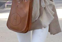 Bolsas/Calçados/Cintos.