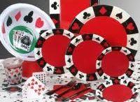 Casino tema / Alt til din Casino temafest.