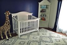 Evolur Fairbanks Convertible Crib / A throwback to the time of settlers, the évolur Fairbanks Collection is dependable, down-to-earth and sturdy. Its routed molding and sculptured elements lend it a solid, comforting appeal. Complementary furniture include matching double dresser and tall chest.  The Fairbanks Collection is ideal for period-inspired decor. But its real beauty lies in that it will fit right in with almost any period decor.