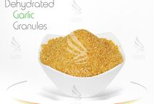 Dehydrated Garlic Granules Exporters in India