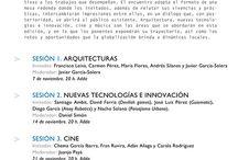 """Charla en Glocalicante Culturas 2014 / En noviembre de 2014 el departamento de Humanidades y Ciencias del IAC Juan Gil-Albert celebró un ciclo que, bajo el nombre de Glocalicante Culturas, pretendía agrupar a diversas personalidades de la provincia de Alicante vinculadas a diversos sectores profesionales y empresariales, para discutir diversos temas. Ignacio Solano, fundador y director de Paisajismo Urbano, tomó parte en la mesa redonda del día 14 de noviembre, para debatir sobre """"Nuevas tecnologías e Innovación""""."""